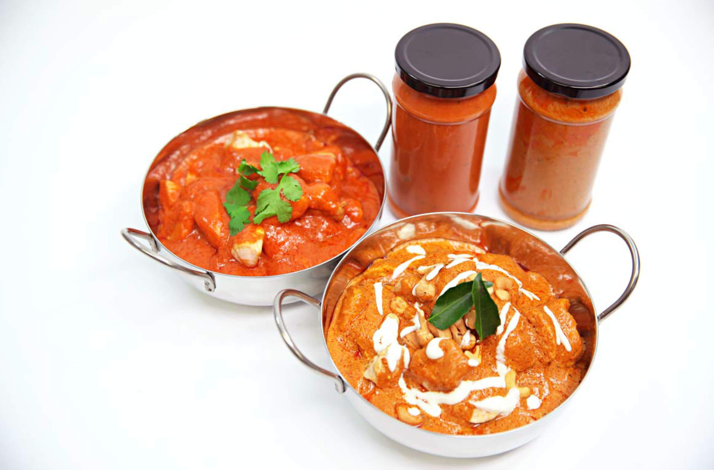 Indian Cooking Sauce